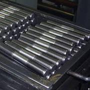 Шпильки для фланцевых соединений сталь 09Г2С,  Гост 9066-75