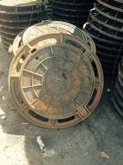 Чугунные люки по ГОСТу 3634-99